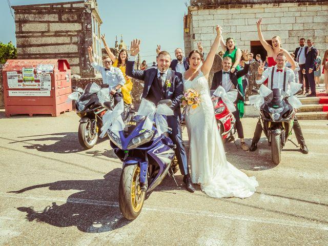 La boda de Yessi y Santi