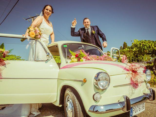 La boda de Santi y Yessi en Tui, Pontevedra 27