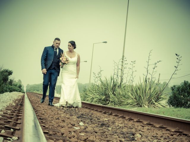 La boda de Santi y Yessi en Tui, Pontevedra 32