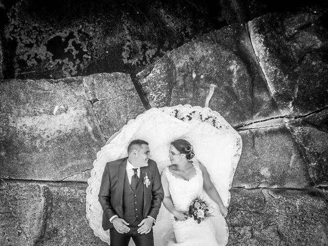 La boda de Santi y Yessi en Tui, Pontevedra 35