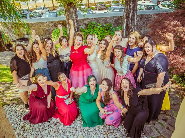 La boda de Santi y Yessi en Tui, Pontevedra 41