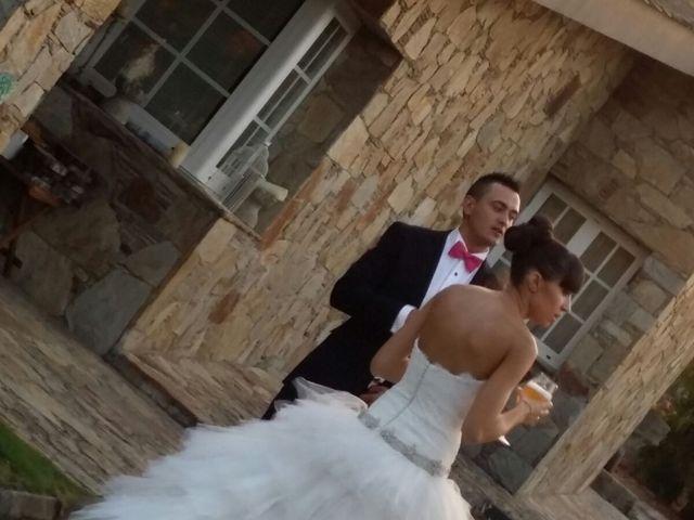La boda de Dani y Dana en San Andres De Montejos, León 8