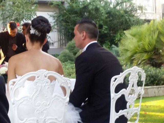 La boda de Dani y Dana en San Andres De Montejos, León 4