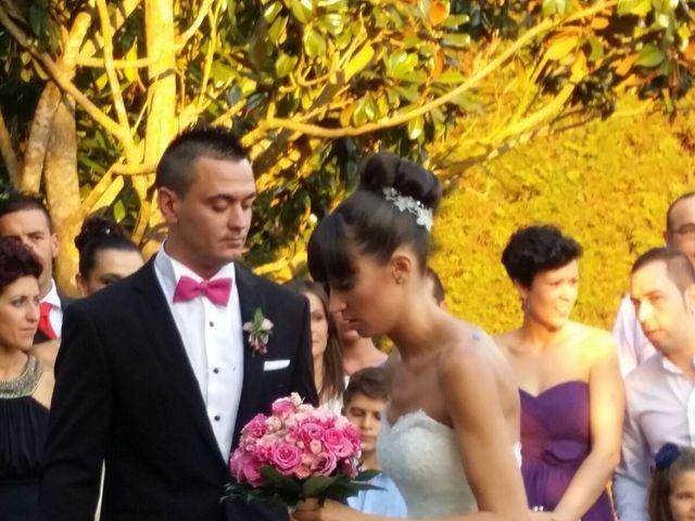 La boda de Dani y Dana en San Andres De Montejos, León 5
