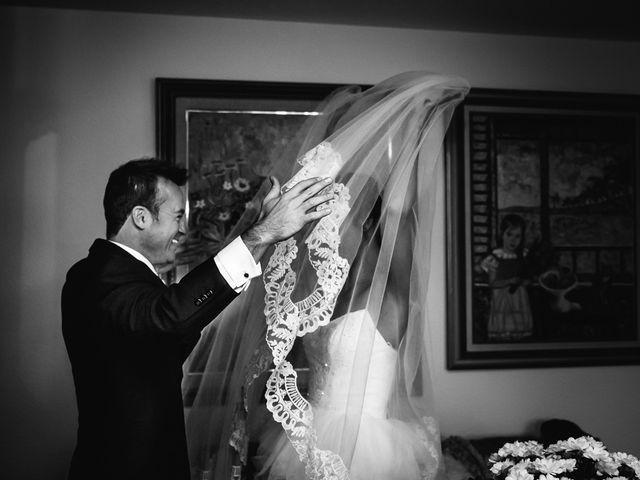 La boda de Joaquin y Gloria en Torrelodones, Madrid 12