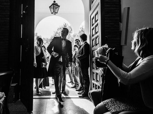 La boda de Joaquin y Gloria en Torrelodones, Madrid 14