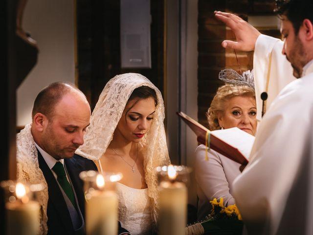 La boda de Joaquin y Gloria en Torrelodones, Madrid 19