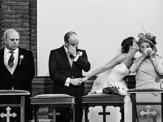 La boda de Joaquin y Gloria en Torrelodones, Madrid 20