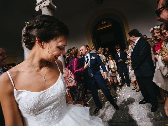 La boda de Joaquin y Gloria en Torrelodones, Madrid 21