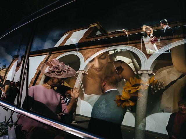 La boda de Joaquin y Gloria en Torrelodones, Madrid 2