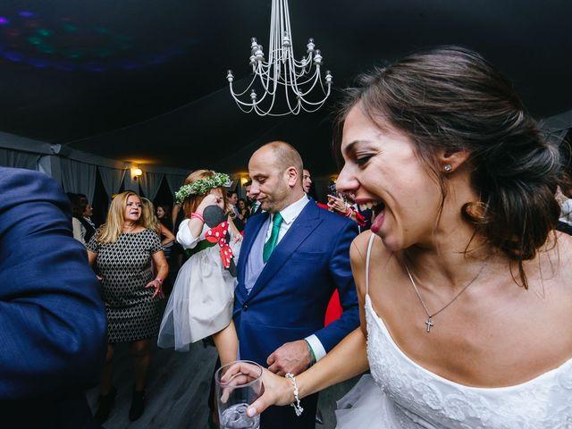 La boda de Joaquin y Gloria en Torrelodones, Madrid 32