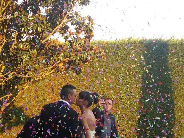 La boda de Dani y Dana en San Andres De Montejos, León 6