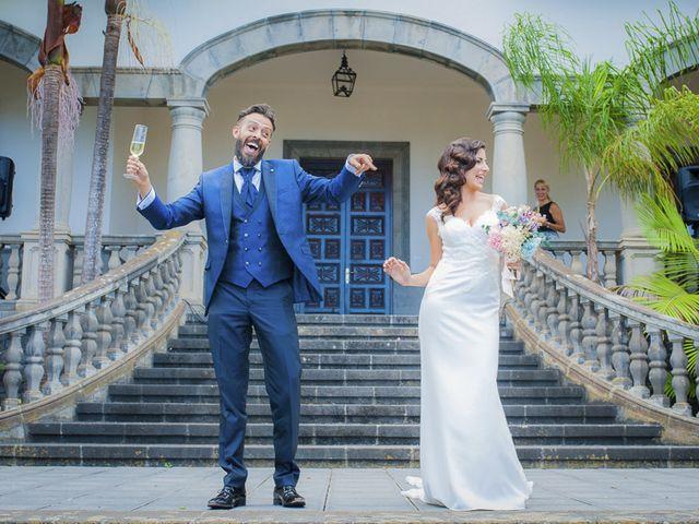 La boda de Elena y Adam