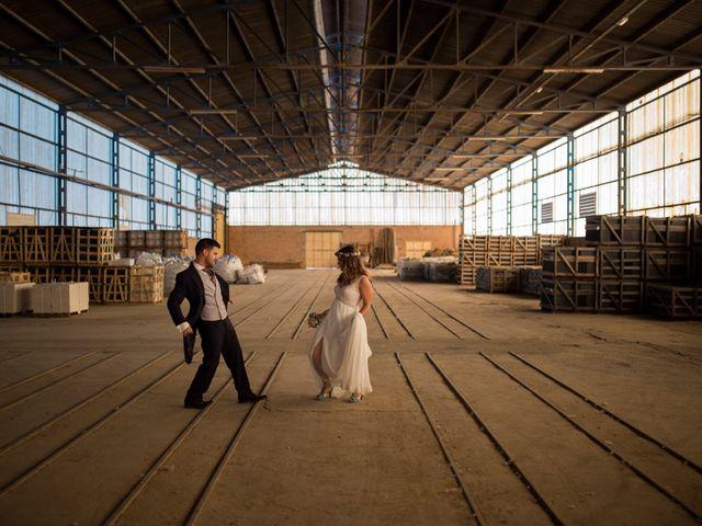 La boda de Angela y Javier