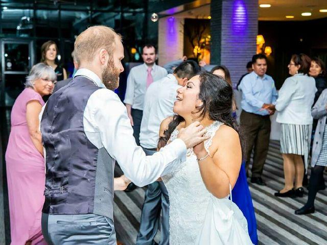 La boda de Estevao y Cristina en Algete, Madrid 1