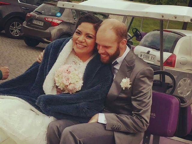 La boda de Estevao y Cristina en Algete, Madrid 6