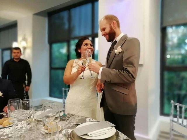 La boda de Cristina y Estevao