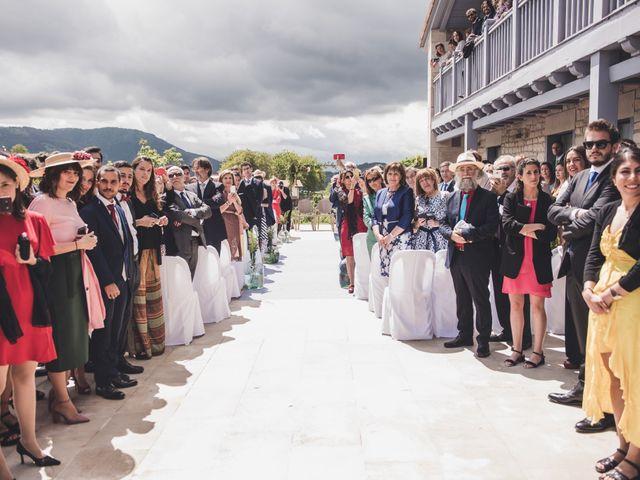 La boda de Ignacio y Esther en Pueblo Zizurkil, Guipúzcoa 26