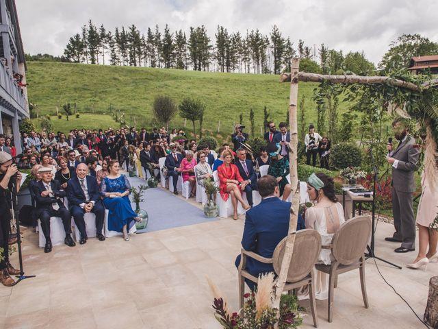 La boda de Ignacio y Esther en Pueblo Zizurkil, Guipúzcoa 31