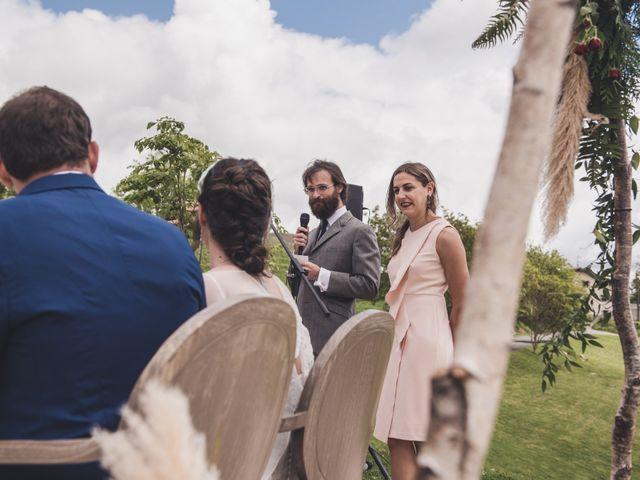 La boda de Ignacio y Esther en Pueblo Zizurkil, Guipúzcoa 32