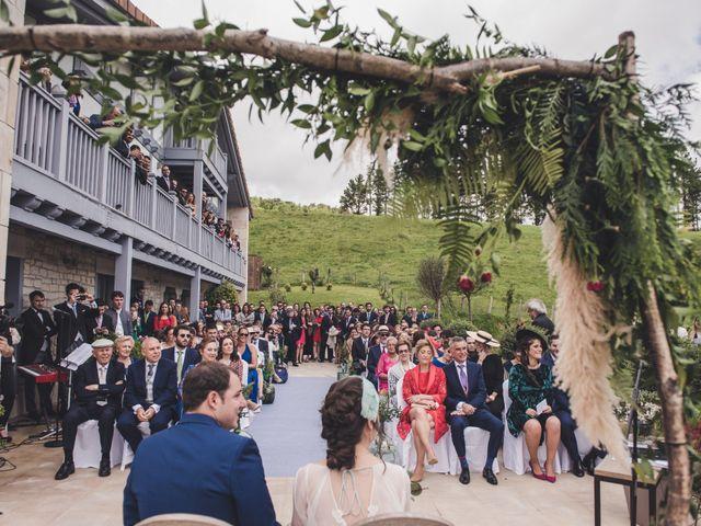La boda de Ignacio y Esther en Pueblo Zizurkil, Guipúzcoa 1