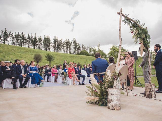 La boda de Ignacio y Esther en Pueblo Zizurkil, Guipúzcoa 37
