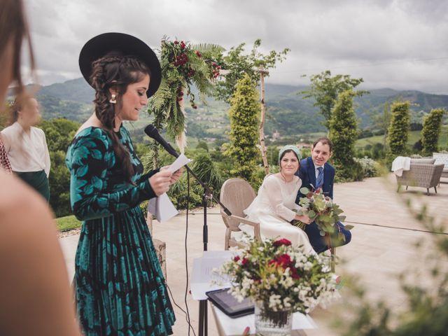 La boda de Ignacio y Esther en Pueblo Zizurkil, Guipúzcoa 39