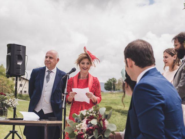 La boda de Ignacio y Esther en Pueblo Zizurkil, Guipúzcoa 42