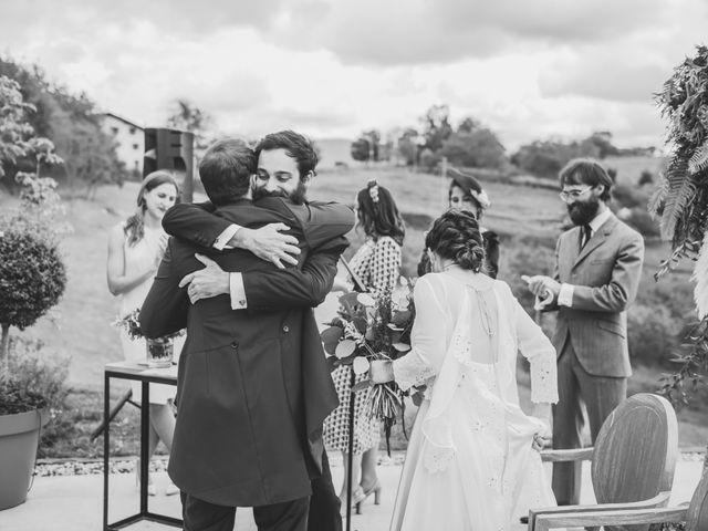 La boda de Ignacio y Esther en Pueblo Zizurkil, Guipúzcoa 48