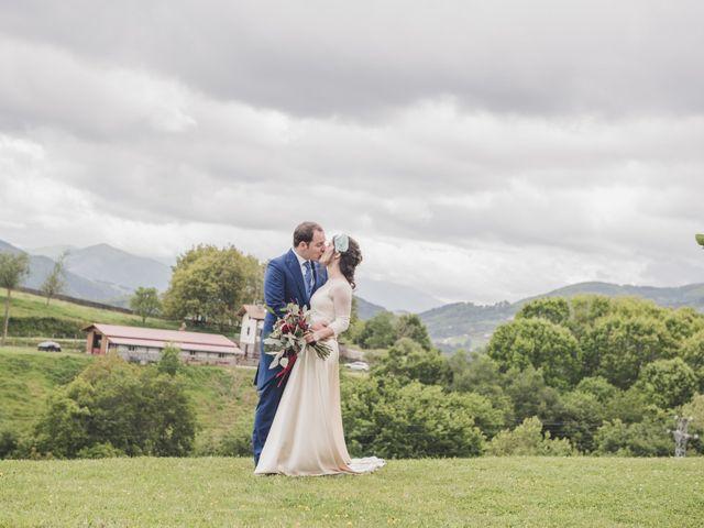 La boda de Ignacio y Esther en Pueblo Zizurkil, Guipúzcoa 51