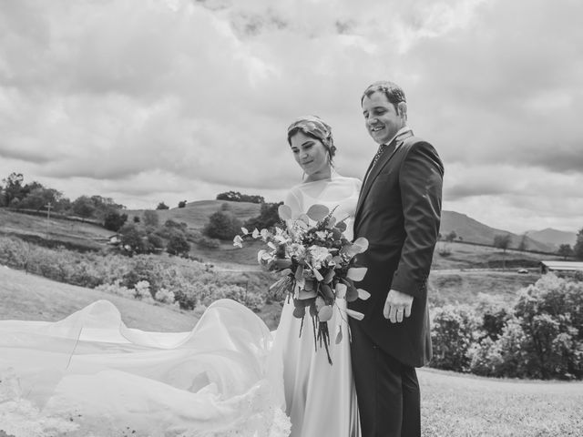 La boda de Ignacio y Esther en Pueblo Zizurkil, Guipúzcoa 58