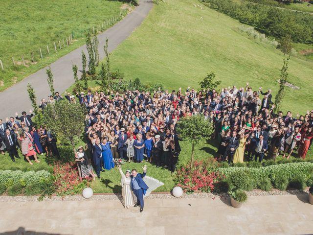 La boda de Ignacio y Esther en Pueblo Zizurkil, Guipúzcoa 66