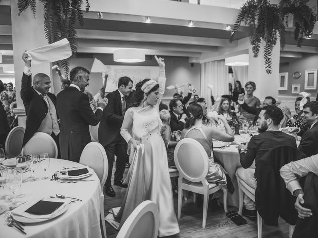 La boda de Ignacio y Esther en Pueblo Zizurkil, Guipúzcoa 70