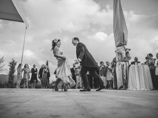 La boda de Ignacio y Esther en Pueblo Zizurkil, Guipúzcoa 81