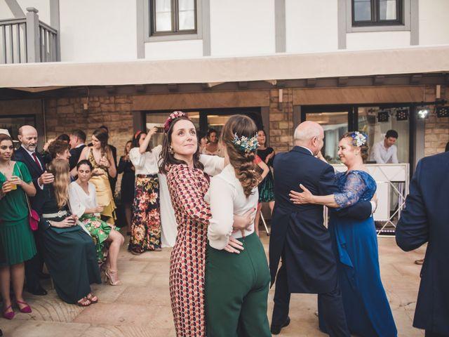 La boda de Ignacio y Esther en Pueblo Zizurkil, Guipúzcoa 83