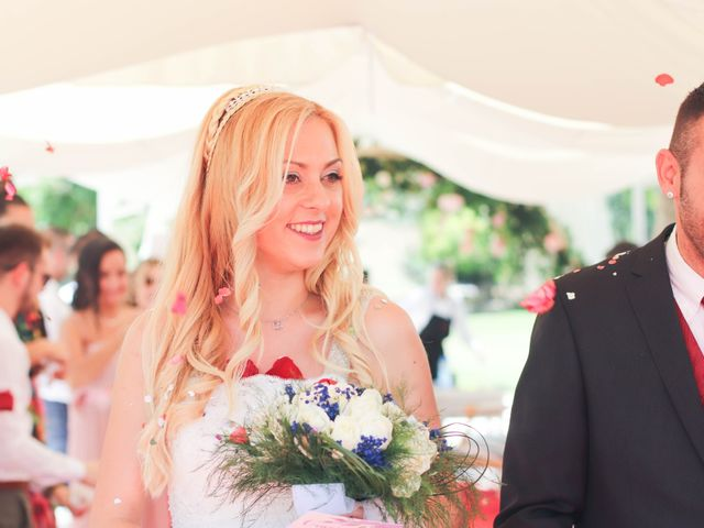 La boda de Javi y Tania en Vilagrassa, Lleida 1