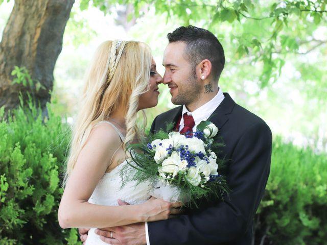 La boda de Javi y Tania en Vilagrassa, Lleida 2