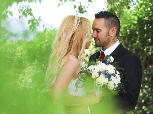 La boda de Javi y Tania en Vilagrassa, Lleida 3