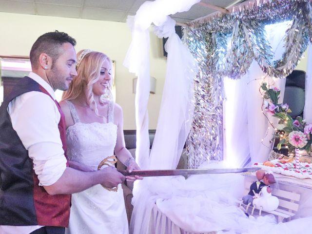 La boda de Javi y Tania en Vilagrassa, Lleida 10