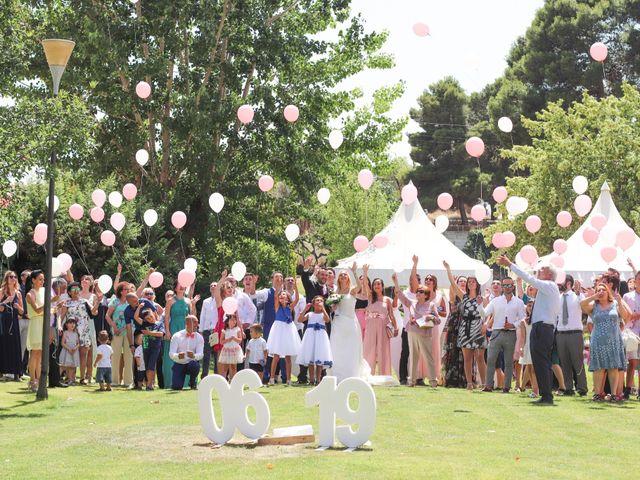 La boda de Javi y Tania en Vilagrassa, Lleida 16