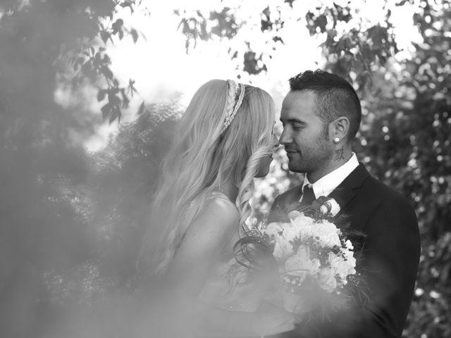 La boda de Javi y Tania en Vilagrassa, Lleida 17