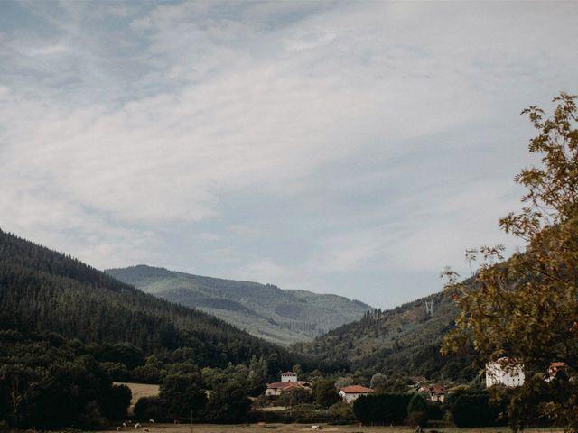 La boda de Ricardo y Ana Maria en Gordexola, Vizcaya 2