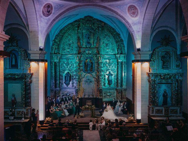 La boda de Ricardo y Ana Maria en Gordexola, Vizcaya 36