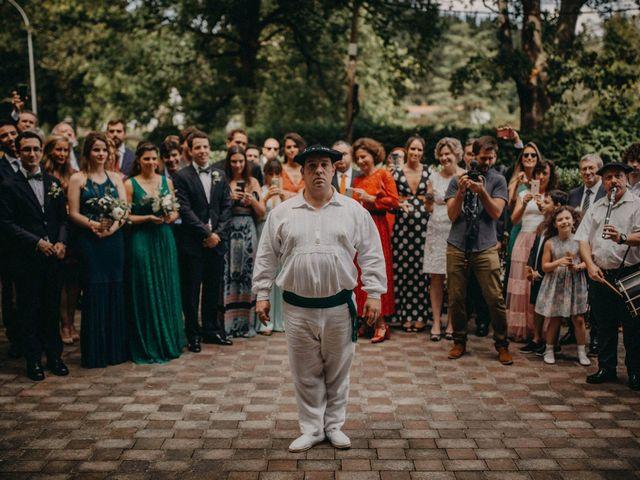 La boda de Ricardo y Ana Maria en Gordexola, Vizcaya 47