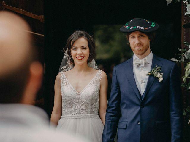 La boda de Ricardo y Ana Maria en Gordexola, Vizcaya 48