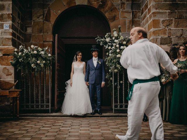 La boda de Ricardo y Ana Maria en Gordexola, Vizcaya 51