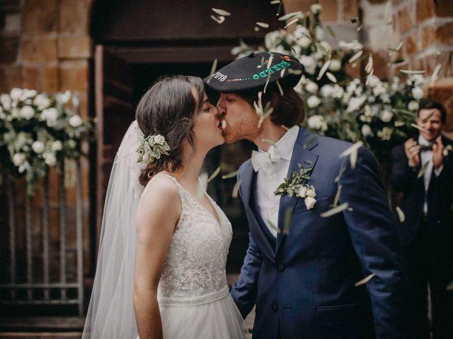 La boda de Ricardo y Ana Maria en Gordexola, Vizcaya 52
