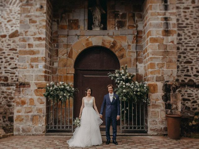 La boda de Ricardo y Ana Maria en Gordexola, Vizcaya 53