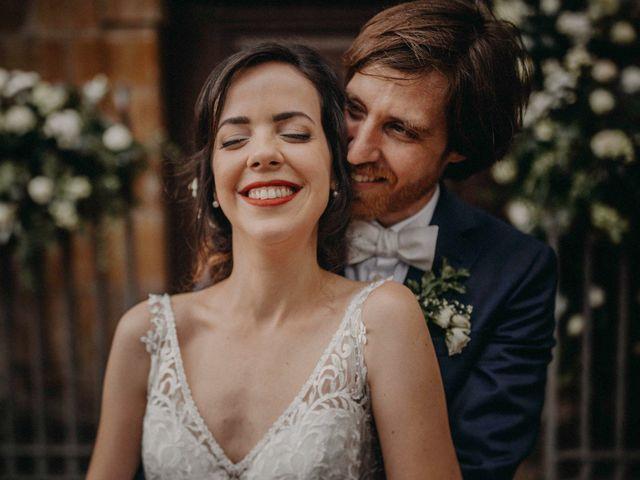 La boda de Ricardo y Ana Maria en Gordexola, Vizcaya 55