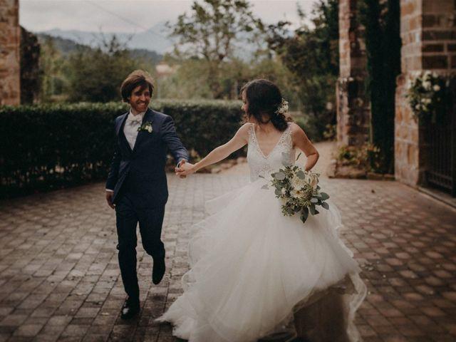 La boda de Ricardo y Ana Maria en Gordexola, Vizcaya 61